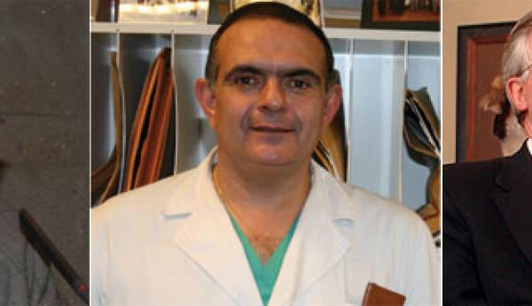 Bustamante ya es oficialmente el jefe de Cirugía del CHUS