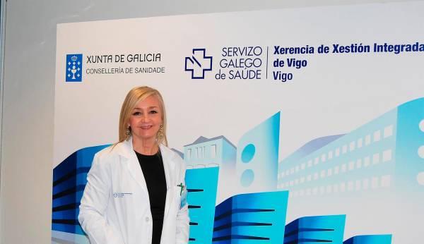 Susana Cerqueiro, nueva directora de Procesos Asistenciales del área sanitaria de Vigo