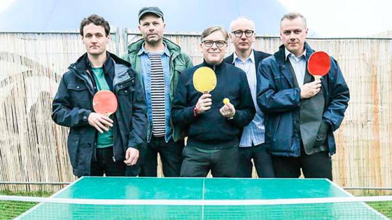 El grupo Teenage Fanclub