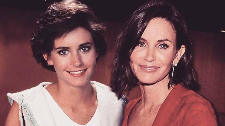 Courteney Cox. (Fuente, www.segnorasque.com)