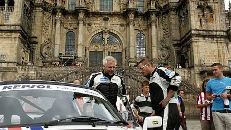 Cañizares participa este fin de semana en el Rally de Galicia Histórico