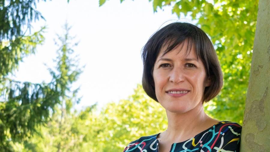 Ana Pontón. Foto: ECG