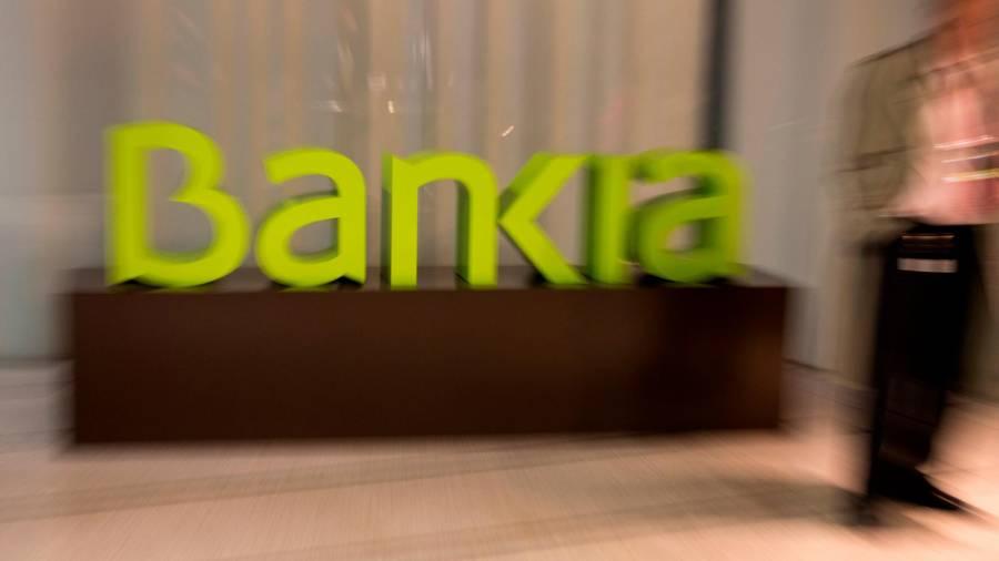Bankia pagará casi 110.000 euros a una inmobiliaria por haberle ocultado información