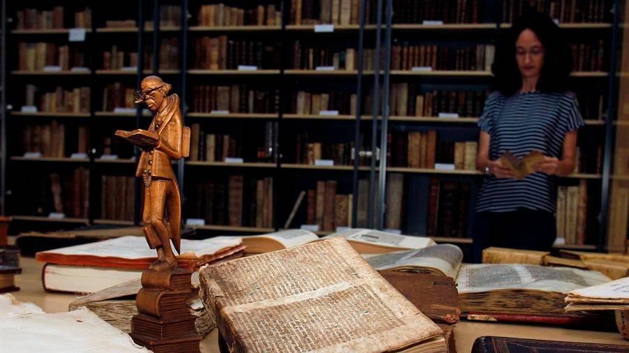 Biblioteca de los libros felices', todo un tesoro