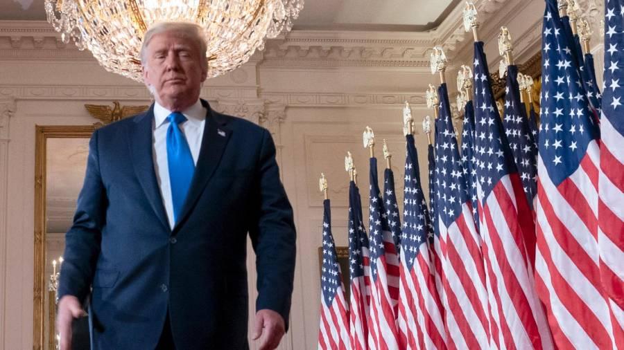 Joe Biden pisa el umbral de la Casa Blanca con récord de votos