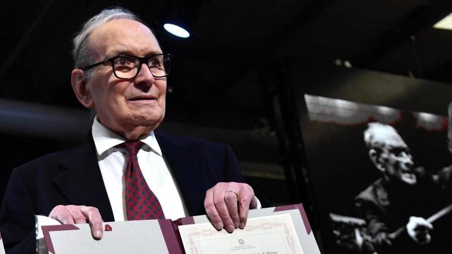 Ennio Morricone y John Williams, Premio Princesa de Asturias de ...